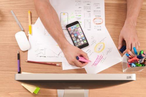plan de marcheage entreprise mix marketing business