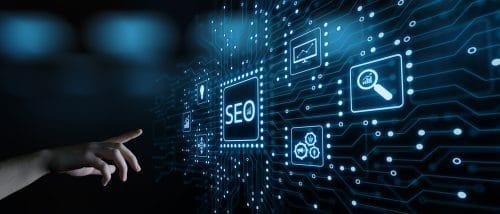 Optimisation du moteur de recherche SEO Off site Classement marketing Site Web Internet