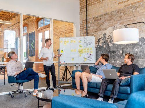 team building construction renforcement équipe travail entreprise