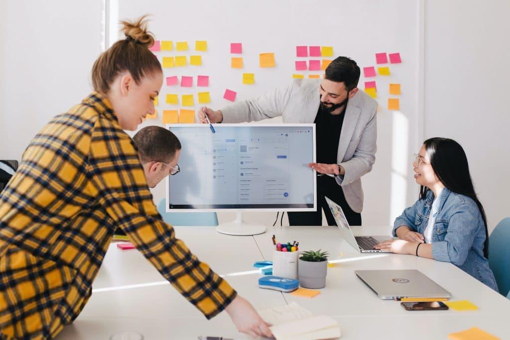 team building objectif commun travail echange groupe echange communication