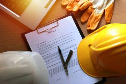 différents type de contrat de travail en france