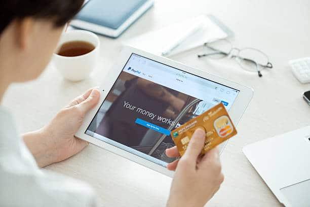 carte bancaire prépayée paypal